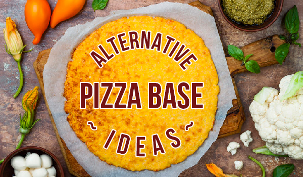 Picture of alternative pizza bases