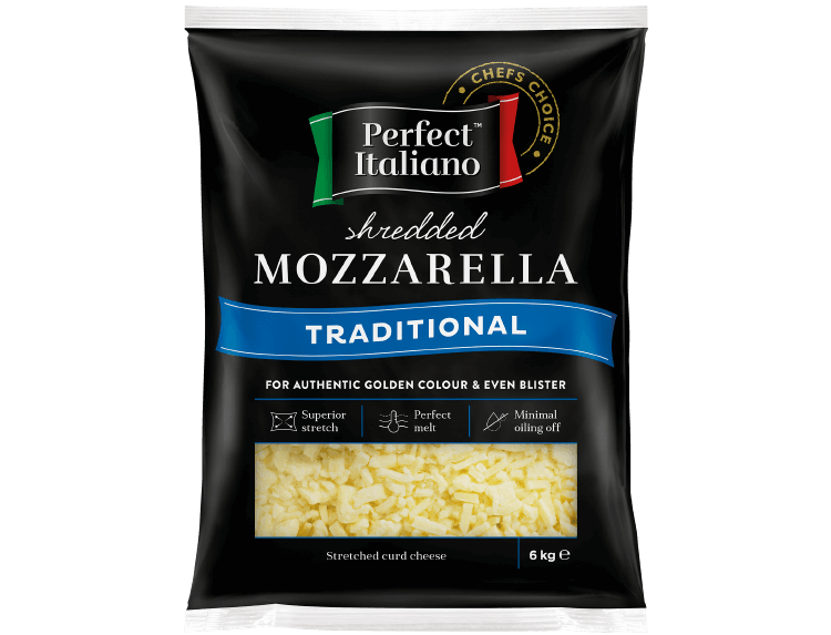 Picture of Perfect Italiano Mozzarella Shredded